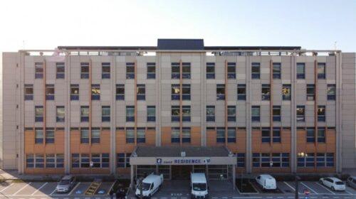 Riapre il Covid Residence all'ospedale del Mare a Napoli.