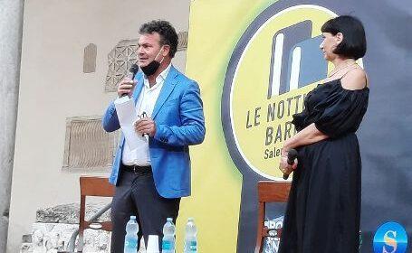 L'intervento della Fondazione Carisal alla VII edizione SalerNoir Festival le notti di Barliario