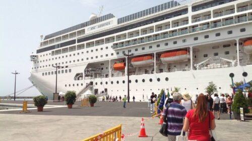 Salerno, domani tornano le navi da crociera