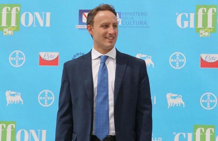 """Giffoni Film Festival- Piero De Luca (Pd) """"Manifestazione unica. Questa edizione è il simbolo della ripartenza del Paese."""""""