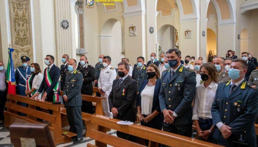 Pontecagnano ricorda il sacrificio del finanziere Zoccola morto in servizio