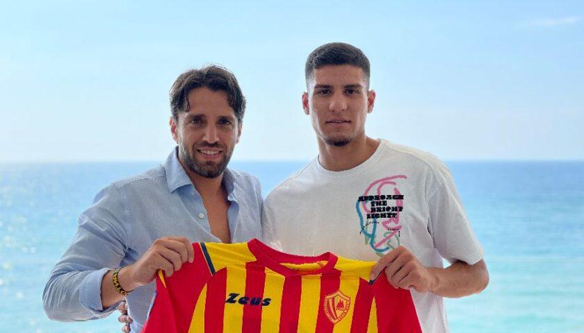 Polisportiva Santa Maria, nuovo rinforzo per la difesa: è Alessandro Gargiulo