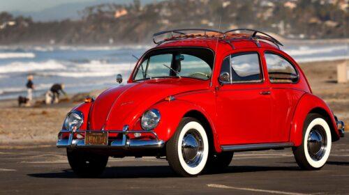 Il 30 luglio 2003 prodotto in Messico l'ultimo esemplare di Maggiolino Volkswagen