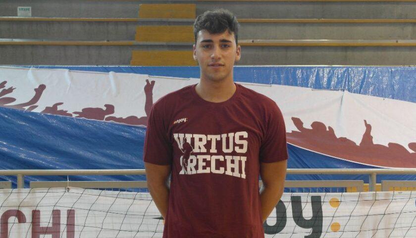 Virtus Arechi Salerno, Marco Mennella il primo pezzo del puzzle 2021-22