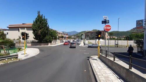 Sicurezza stradale, a Sant'Egidio e Nocera Superiore due nuovi impianti semaforici