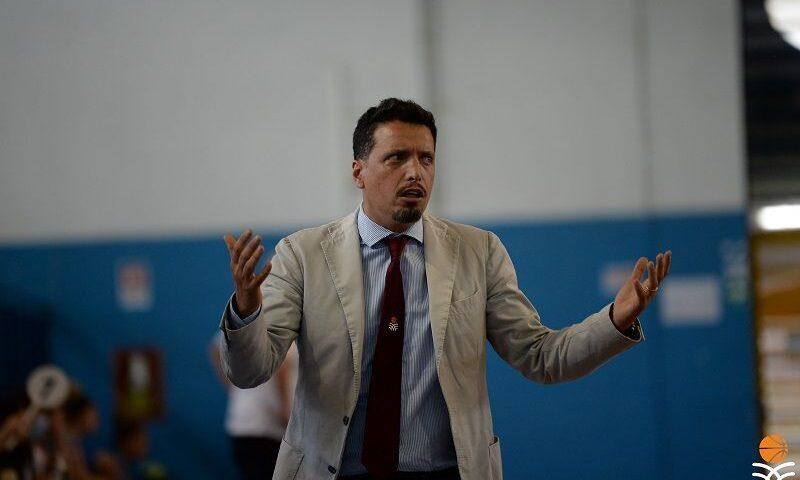 Aldo Russo allenerà la Todis Salerno anche nel 2021/22