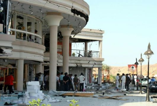 Il 23 luglio 2005 il grave attentato a Sharm con 88 morto di cui 6 italiani