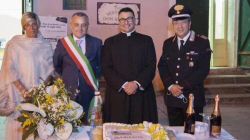 Giffoni sei Casali, il sindaco dà il benvenuto al nuovo parroco di Sieti
