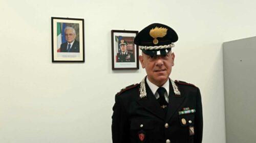 Carabinieri, il maggiore Santaniello nominato coordinatore provinciale Anc
