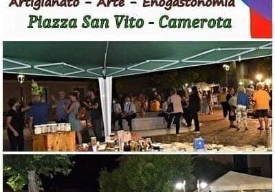 Musica e prodotti locali, da stasera a Camerota i mercatini artigianali