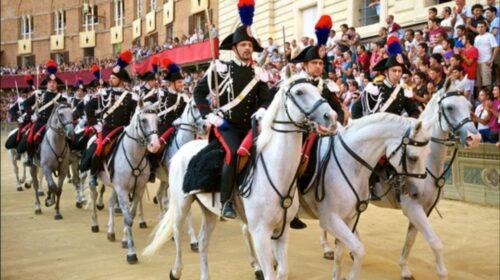 Il 13 luglio del 1814 Vittorio Emanuele istituisce l'Arma dei Carabinieri