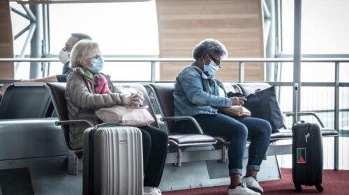 """Variante Delta: """"Possibile che i viaggiatori restino bloccati all'estero"""""""