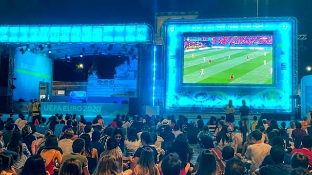 Nocera Inferiore, ordinanza del sindaco per la finale dei campionati europei di calcio tra Italia e Inghilterra