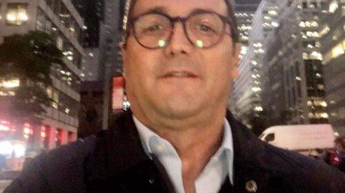 Lutto a Salerno, muore Davide Della Calce