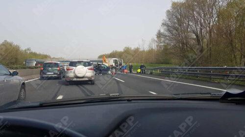 Auto contro tir in autostrada tra Pontecorvo e Ceprano, muore una 32enne di Battipaglia