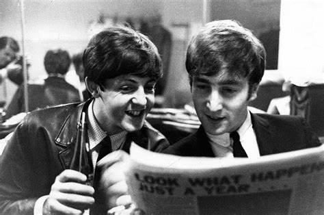 Il 6 aprile 1957 l'incontro tra Lennon e McCartney