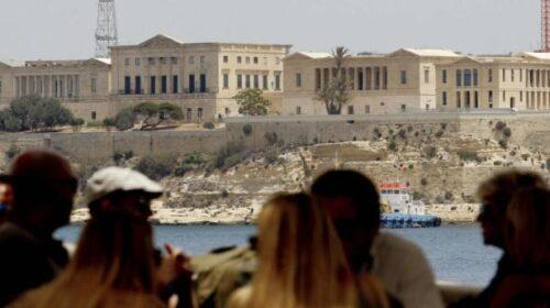 Covid, salernitani isolati a Malta