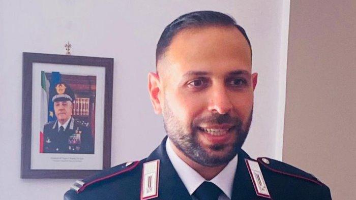Carabinieri Ente Parco Castellabate, il nuovo comandante è Giovanni Saviello