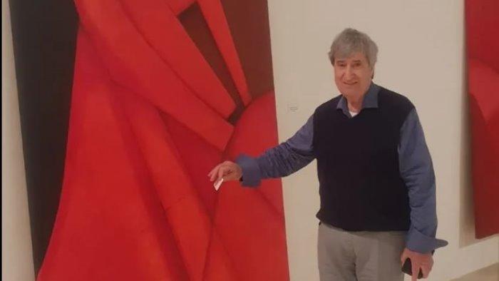 Salerno piange l'artista Bartolomeo Gatto