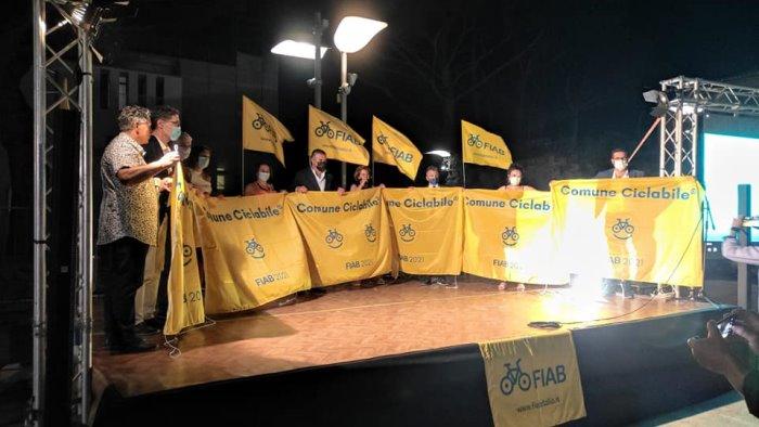 Comuni ciclabili Fiab, sul podio sei centri cilentani