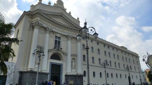 Pagani, piazza Sant'Alfonso cambia volto per la festa del patrono