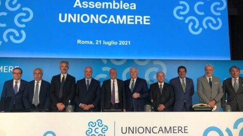 Andrea Prete eletto presidente di Unioncamere