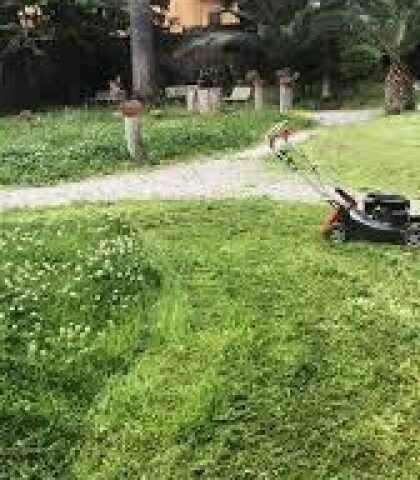 Sarno, furto nei giardini di Villa Lanzara