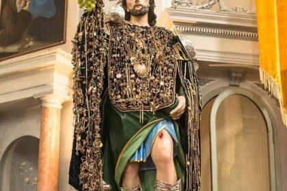 """Furto di preziosi di San Rocco, il sindaco di Siano: """"Aprite i vostri cuori, ridateci il nostro oro"""""""