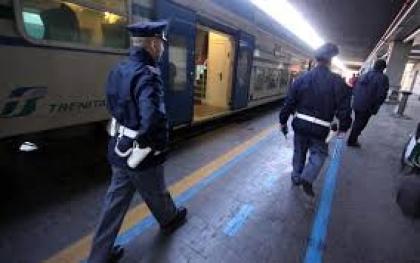 Trafugato materiale dalla stazione di Sarno, due denunciati