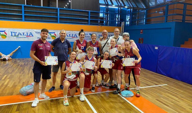 La Todis Salerno batte Azzurra Cercola ed è campione regionale U18