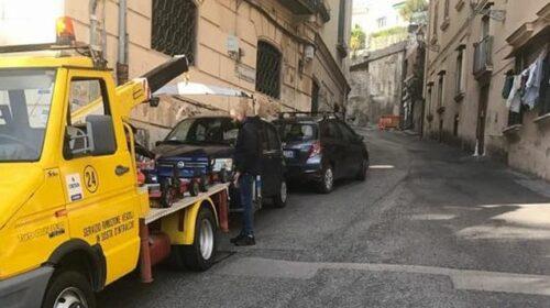 Salerno, via libera dal Tar per i box di via Monti