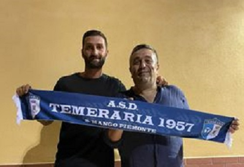 La Temeraria San Mango annuncia i primi due colpi di mercato: ufficiali i ritorni di Davide Giudice e Francesco Silvestri