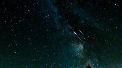 Nel cielo di agosto pianeti giganti e stelle cadenti