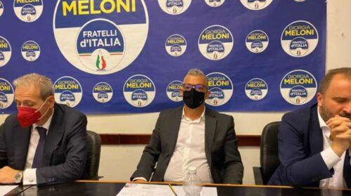 """Salerno, Mimmo Ventura a Fratelli d'Italia: """"Scelta da uomo libero"""""""