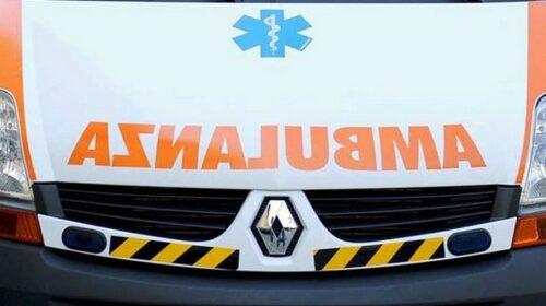 Rubate attrezzature all'interno di un'ambulanza a Sassano
