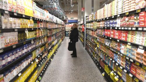 Ue, nel 2020 aumentate le segnalazioni su alimenti a rischio