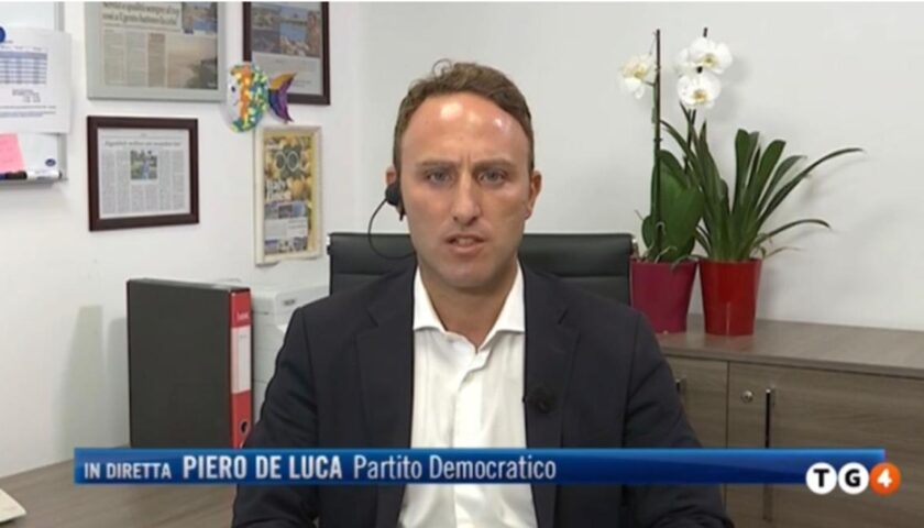 """Enti Locali-Piero De Luca (Pd): """"Il ruolo dei sindaci decisivo. Dobbiamo tutelare e sostenere i nostri amministratori"""""""
