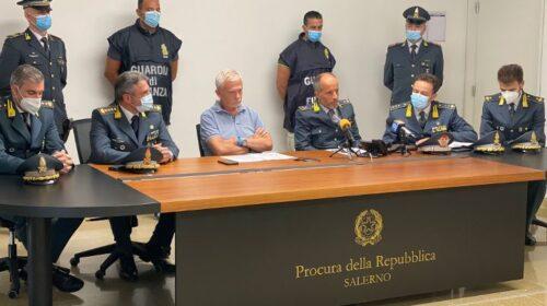 Maxi sequestro di droga nel porto di Salerno, custodia cautelare per imprenditore svizzero e titolare di una ditta di spedizione. Ecco i nomi