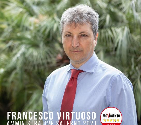 Salerno, Virtuoso (5 Stelle): Comune diffidato dal prefetto sul Bilancio è un fatto gravissimo