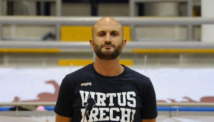 Virtus Arechi, coach Caccavo nuovo responsabile del settore giovanile