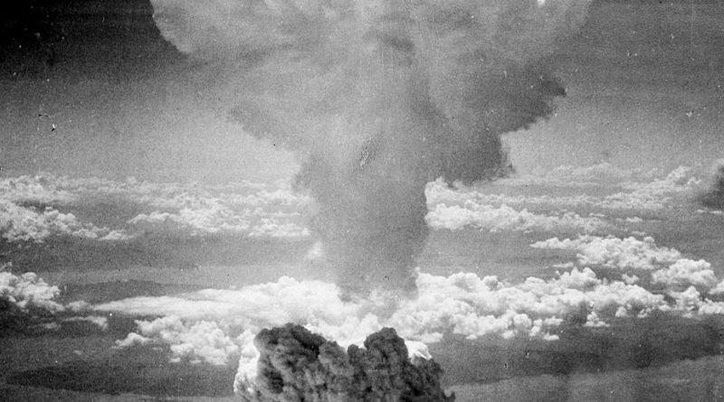 Il 6 agosto 1945 Hiroshima colpita dall'atomica
