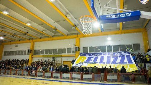 Ufficiale: Basket Bellizzi ripescato in Serie C Gold