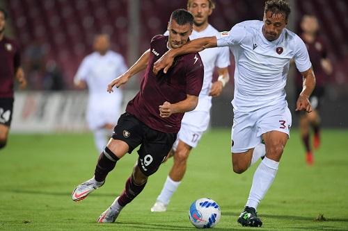 Coppa Italia: Esordio positivo per la Salernitana