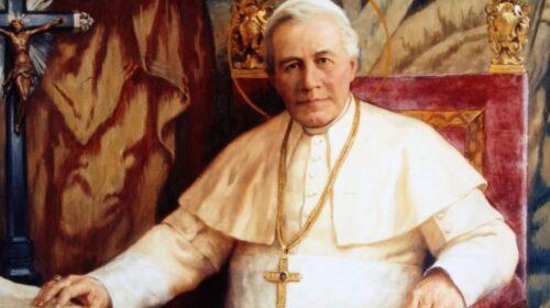Il 3 agosto del 1903 Pio X sul Soglio di Pietro, ultimo Papa prima delle due grandi guerre
