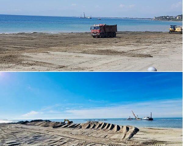 Pontecagnano/Agropoli, può partire il ripascimento del litorale progettato dalla Provincia