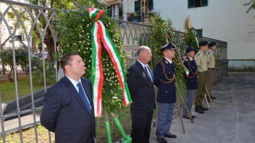 Salerno, domani a Torrione il ricordo delle vittime del terrorismo