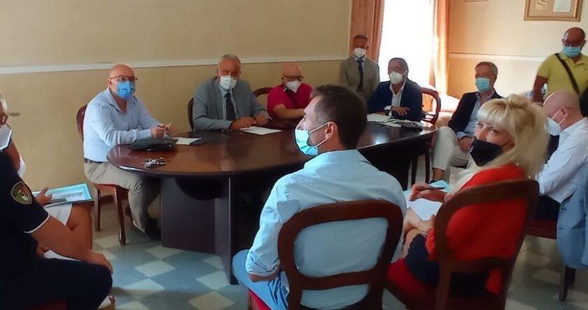 """Scafati, il sindaco Salvati: """"Tolleranza zero per chi inquina il fiume Sarno"""""""