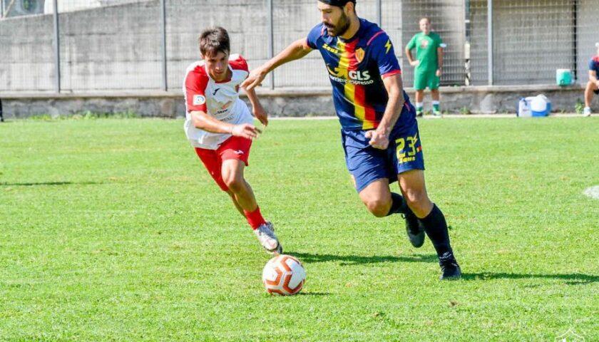 Polisportiva Santa Maria sconfitta in amichevole dal Francavilla