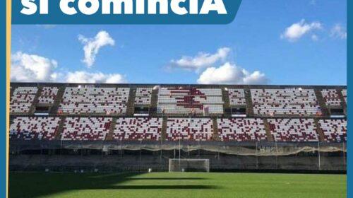 """Lo stadio Arechi è pronto, la soddisfazione del sindaco Napoli: """"Ce l'abbiamo fatta"""""""