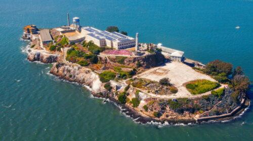 L'11agosto 1934 inaugurato il super carcere di Alcatraz